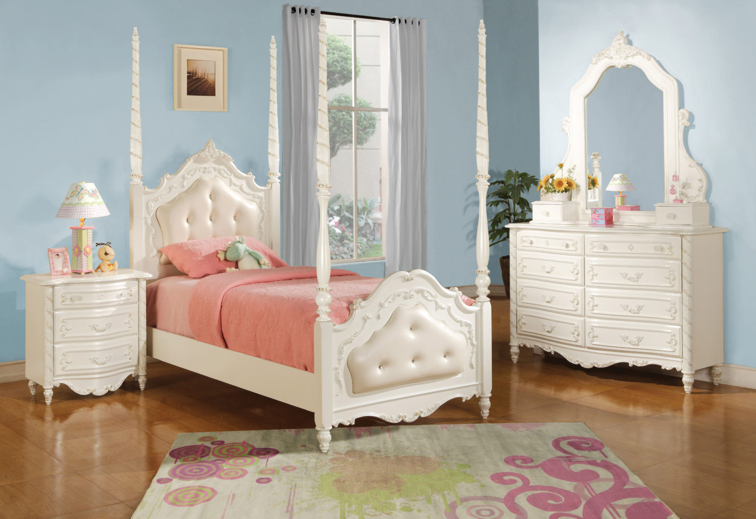 Youth Bedroom | Unique Furniture